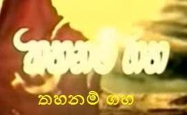 Thahanam Gaha Sinhala Movie
