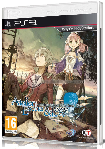 [PS3] Atelier Escha & Logy: Alchemists of the Dusk Sky (2014) REPACK - ENG