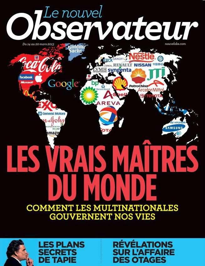 Le Nouvel Observateur N°2523 du 14 au 20 Mars 2013