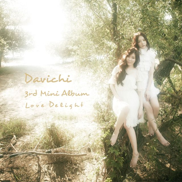 [Mini Album] Davichi   Love Delight