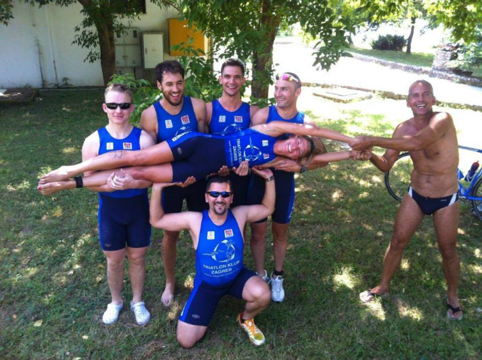 TK Zagreb team