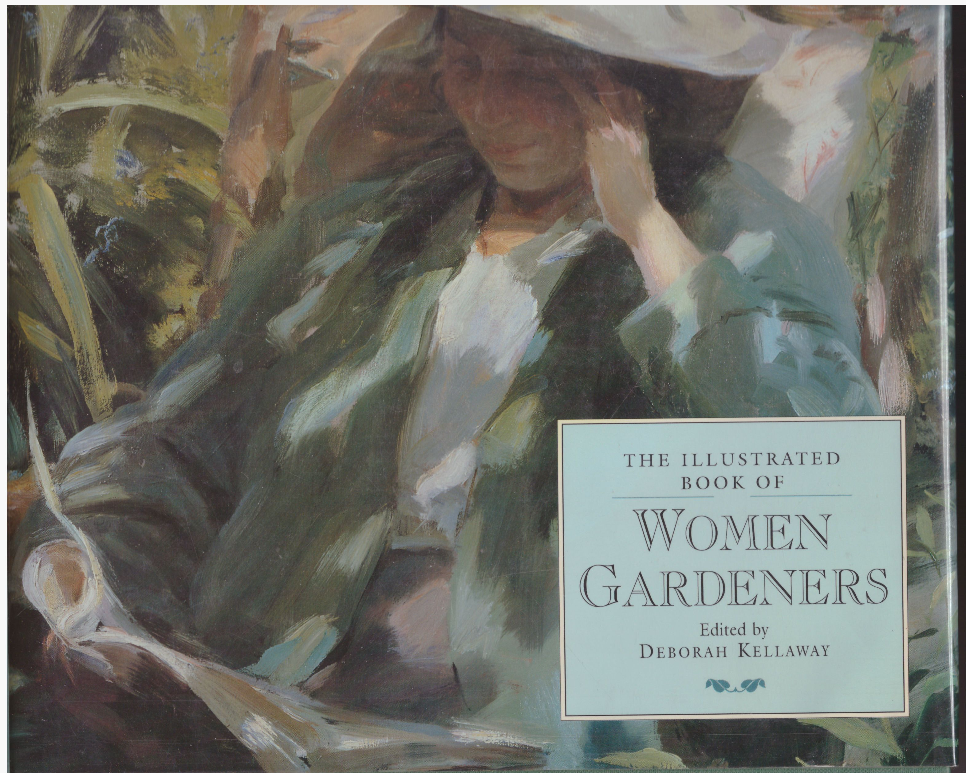 The Illustrated Book of Women Gardeners
