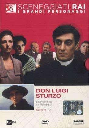 Sceneggiati RAI - Don Luigi Sturzo (1981) .avi DVDRip Ac3 ITA