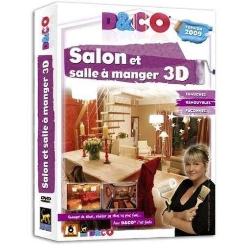 D co salon et salle manger 3d warezlander for Salle a manger 3d