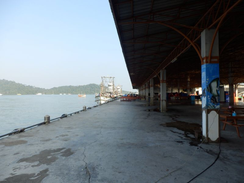 Tablamu Pier