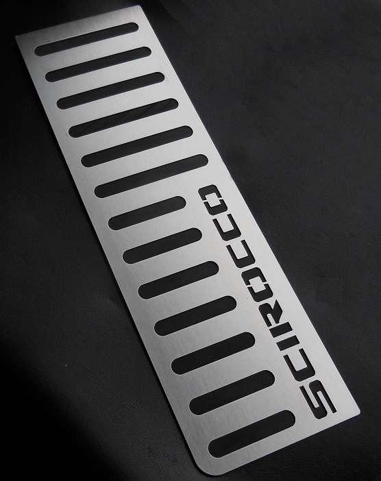 REPOS PIED VOLKSWAGEN VW SCIROCCO R-STYLE R-LINE TSI TDI TFSI SHARK