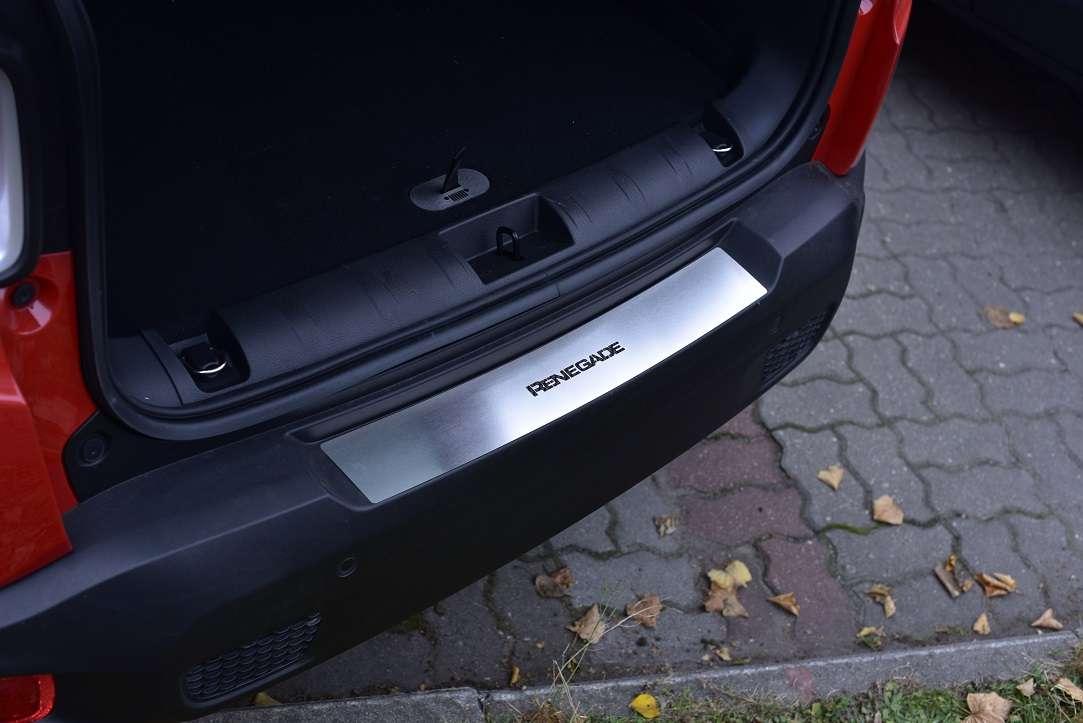 9988444 Sport Edelstahl Fußablage Art Mercedes CLA  C117 und GLA X156