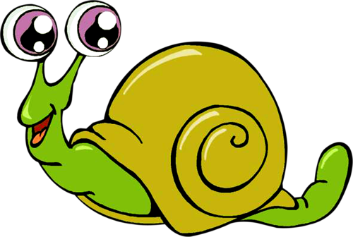 Animales Infantiles- Caracol Verde