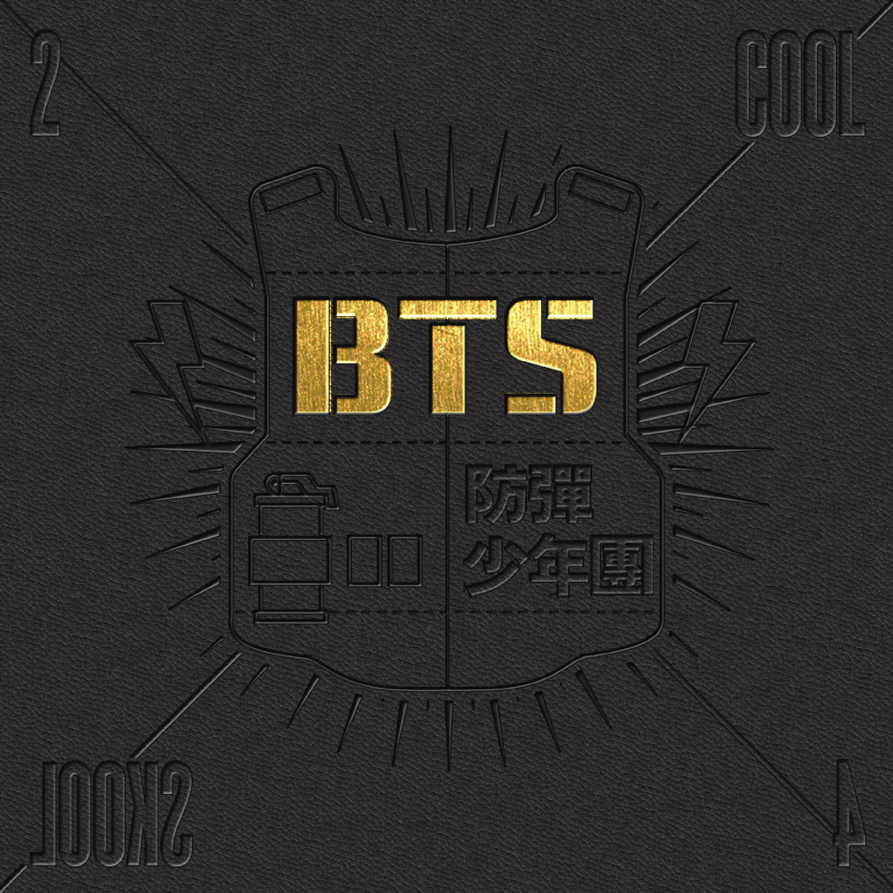 [Single] BTS (Bangtan Boys) - 2 Cool 4 Skool [1st Single]
