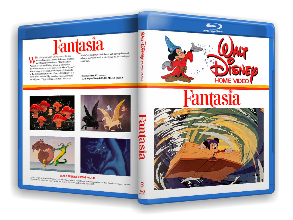 Fantasia 1982 Soundmix Original Trilogy